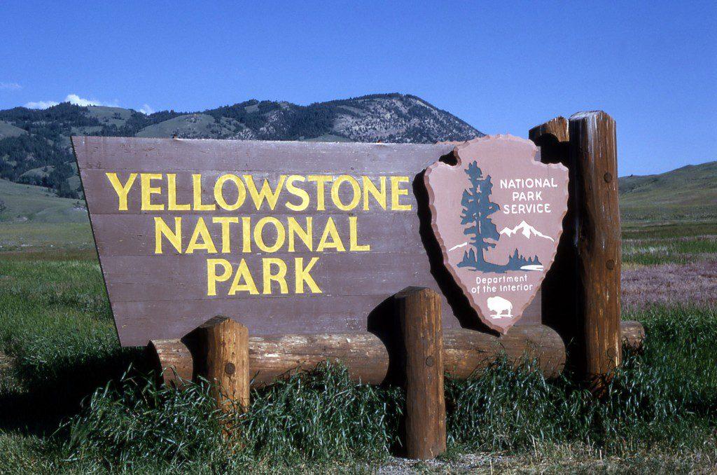 йеллоустонский национальный парк фото