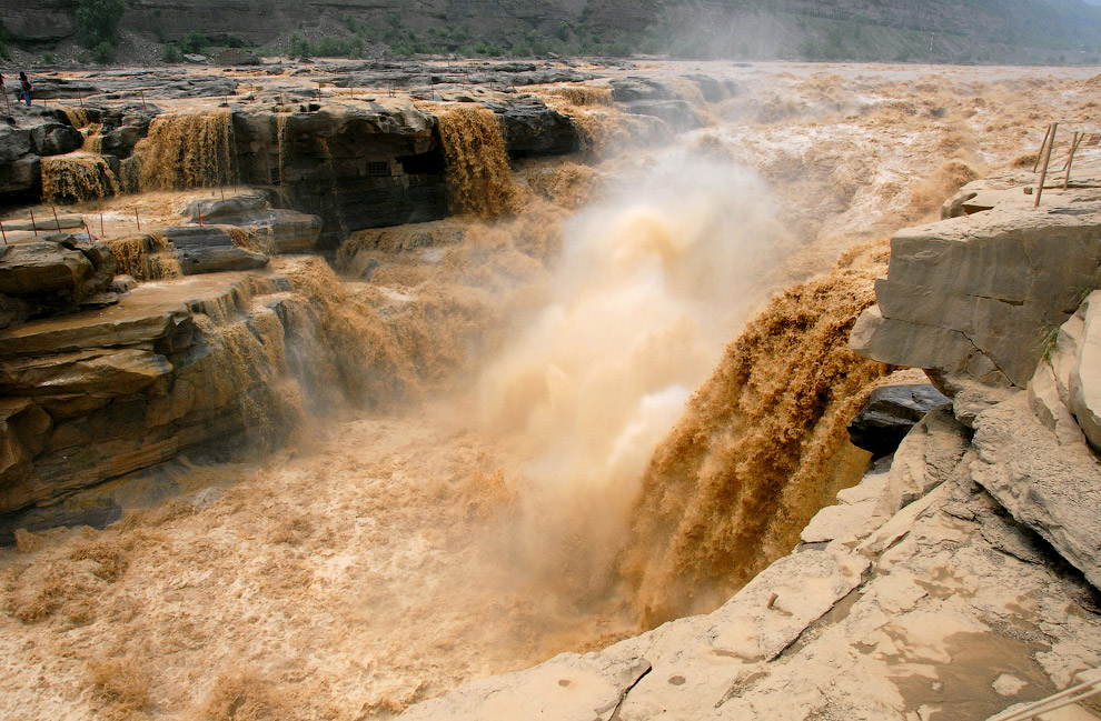 как переводится река хуанхэ