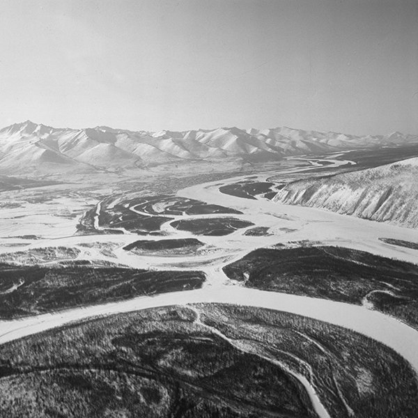 река Индигирка фото