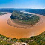 Река Хуанхэ — вторая водная артерия Китая