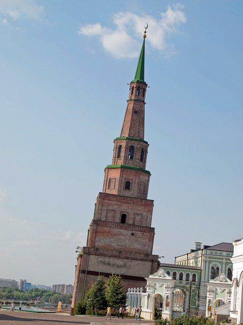 башня Сююмбике фото