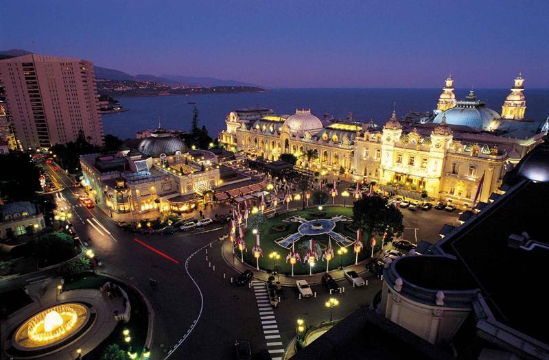 площадь казино Монте-Карло