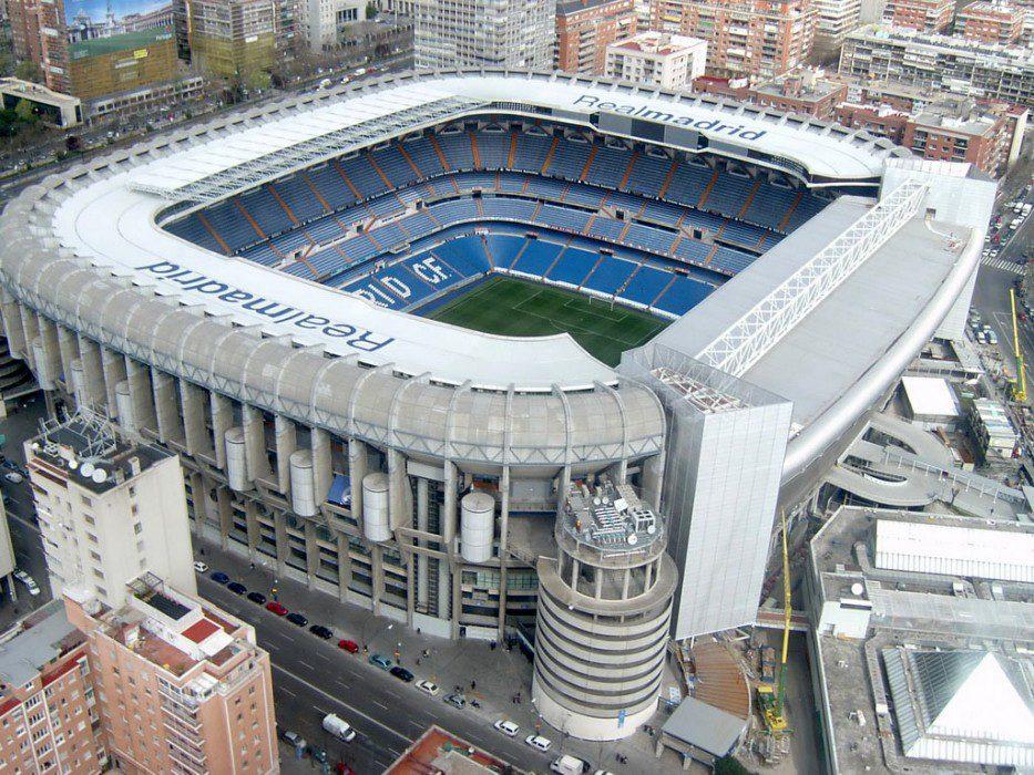 достопримечательности Мадрида Испания