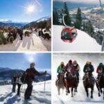Горнолыжные курорты Альп: лучшие курорты