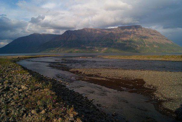 плато путорана климатический пояс