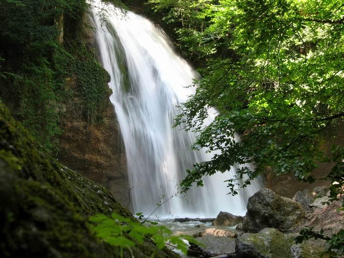 Водопад Джур-Джур Алушта