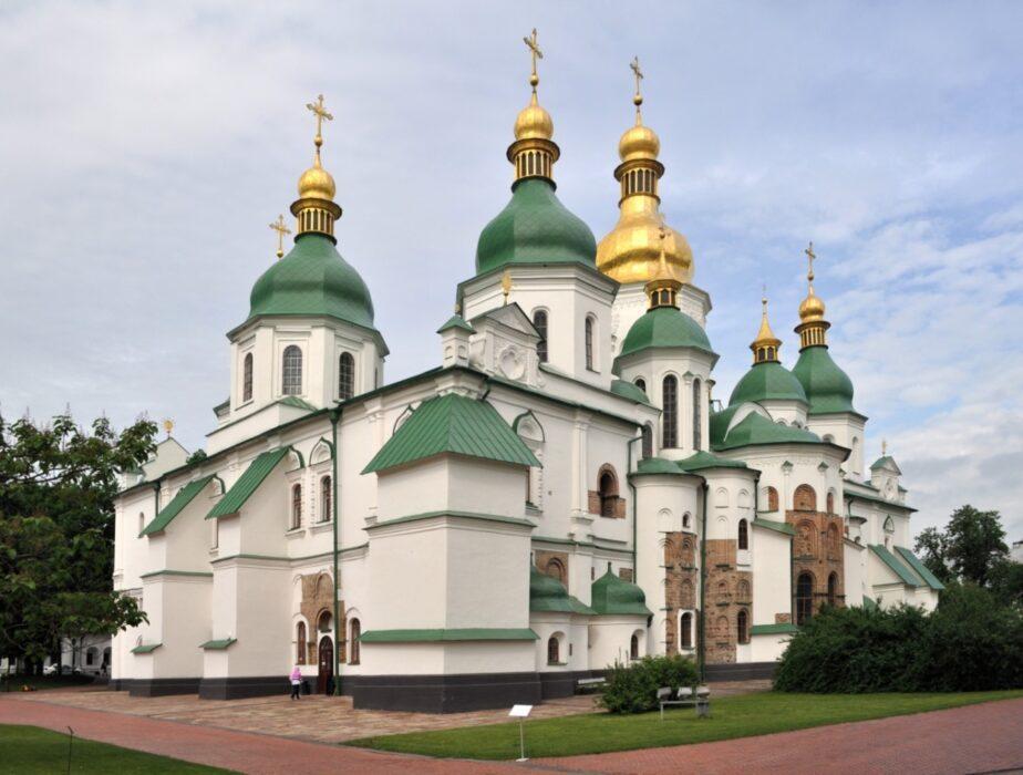 достопримечательности Киева - Софийский собор