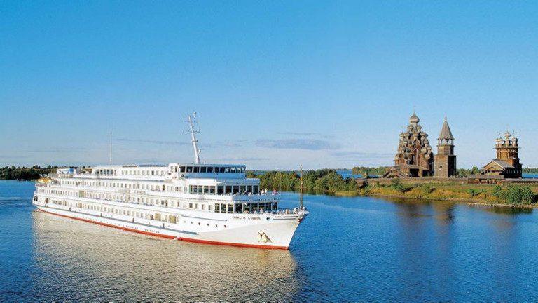 круизы по рекам России