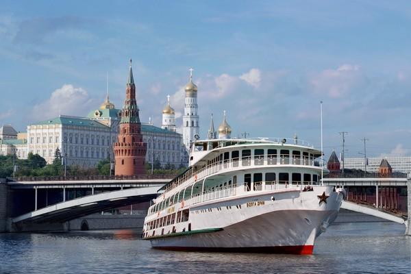 круизы по рекам России из Москвы