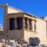 Эрехтейон — древний храм в Афинах