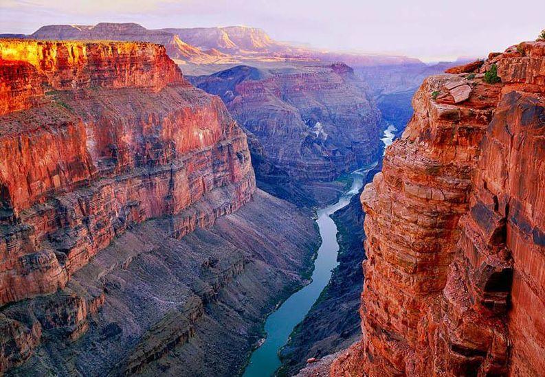 Гранд-Каньон Аризона