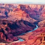 Удивительный Гранд-Каньон в США