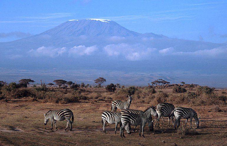 достопримечательности Кении на фото