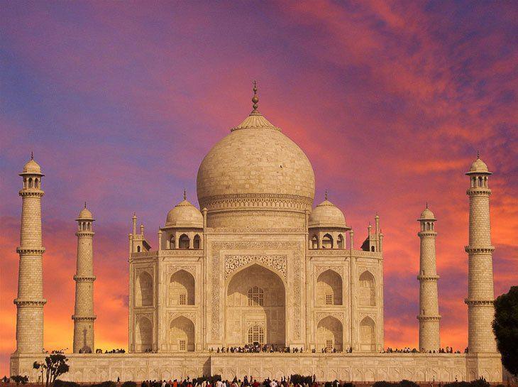 достопримечательности Индии фото