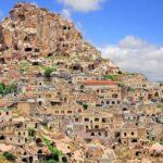 Каппадокия — интересная местность в Турции