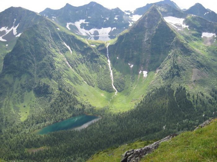 Кинзелюкский водопад фото