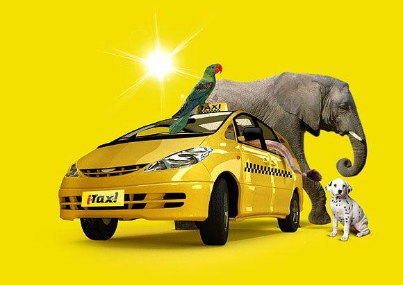 такси в САО