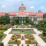 Самые красивые ботанические сады Европы