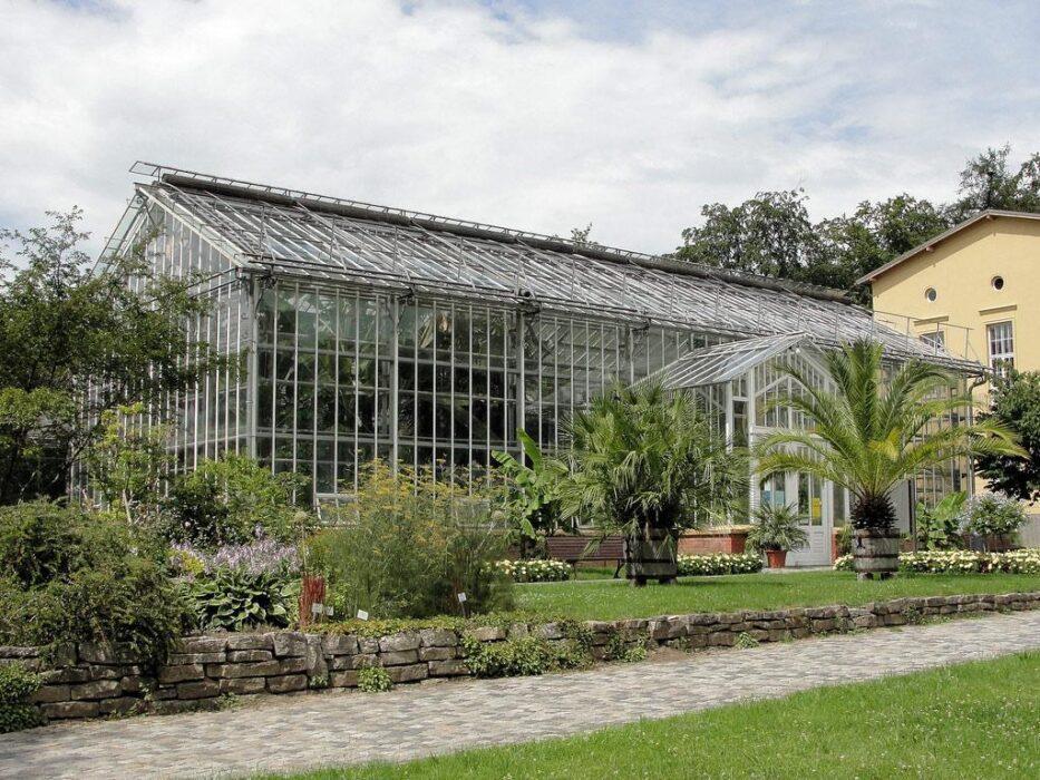 ботанические сады Европы