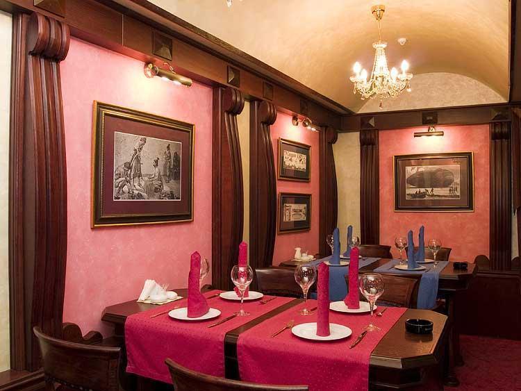 рестораны в Евпатории