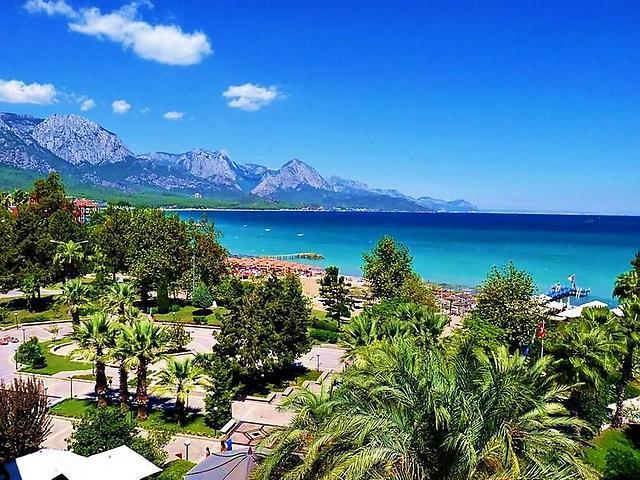 Турция фото - море и горы