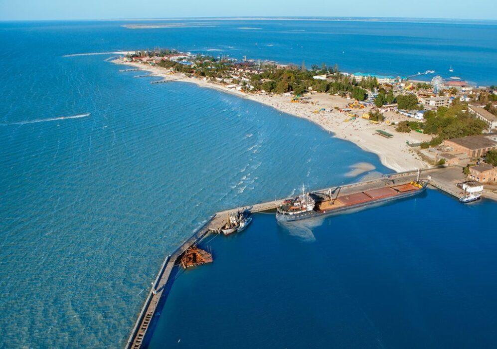 Где отдохнуть на Азовском море Голубицкая фото