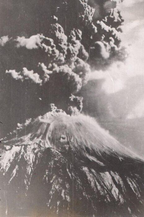 извержение Везувия 1944 года
