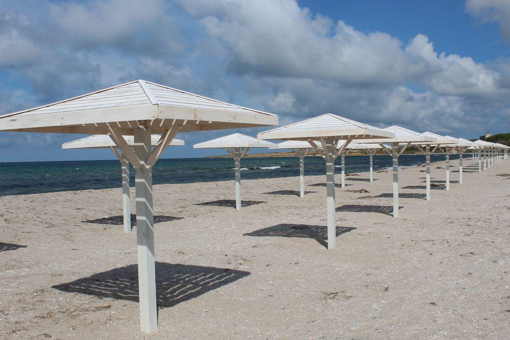 пляж Майами Оленевка