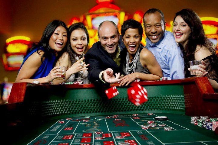 Самые азартные страны в мире