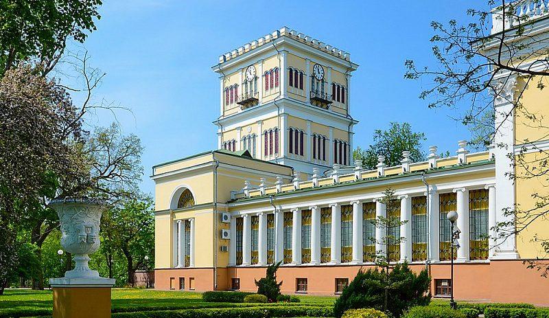 архитектура беларуси 19 века