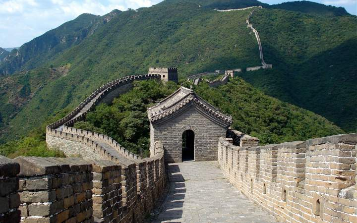 Великая Китайская стена Китай