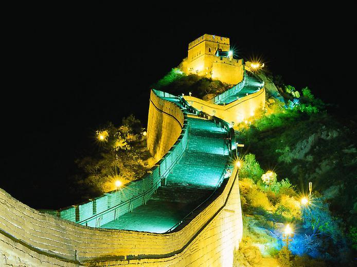 великая китайская стена протяженность в км