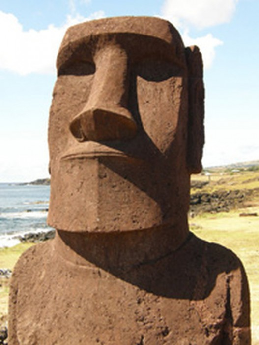 Истуканы острова Пасха