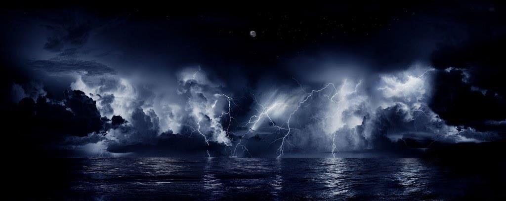 необъяснимые явления природы в небе, воде