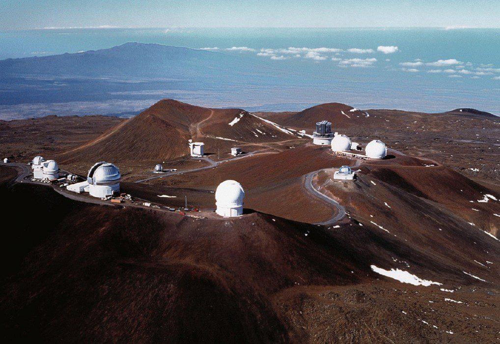Мауна-Кеа на Гавайях фото