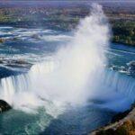 Ниагарский водопад: красота и мощь природы