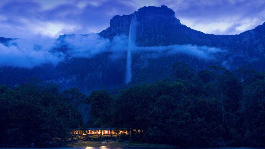 Анхель водопад