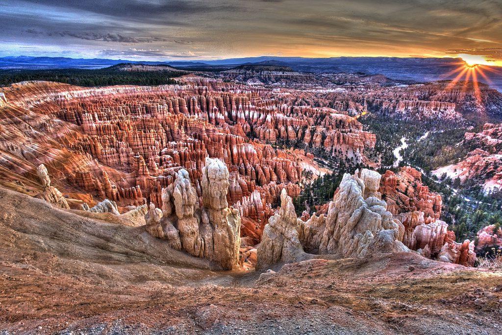 брайс-каньон фото