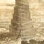 Вавилонская башня – история древнего чуда света