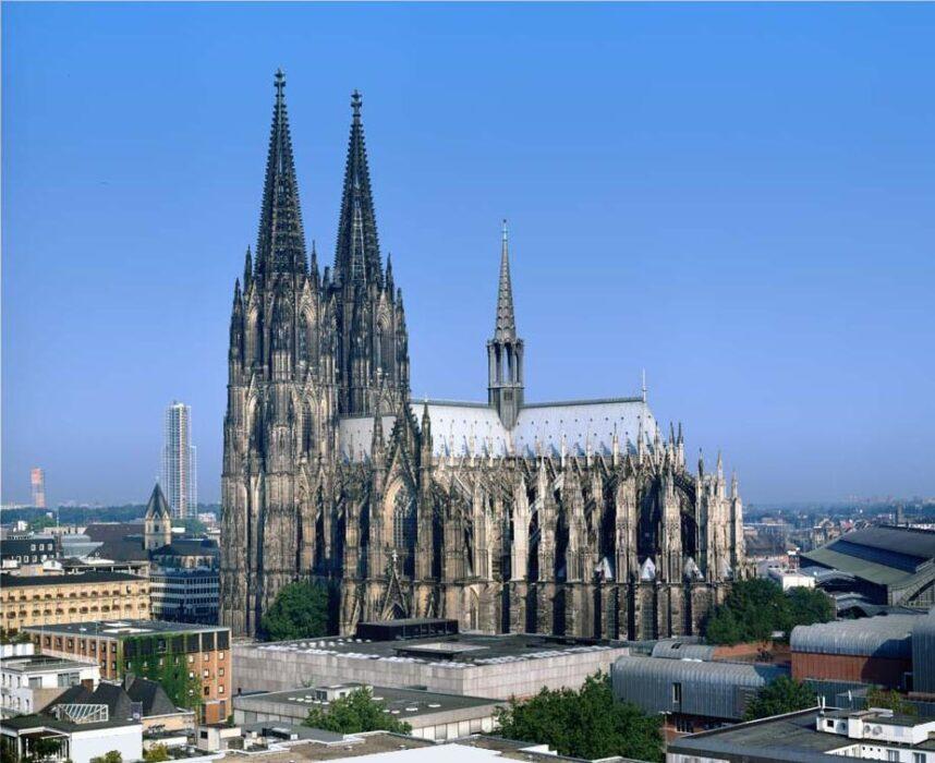 кельнский собор Германии фото