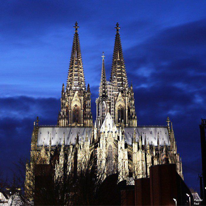 кельнский собор Германии