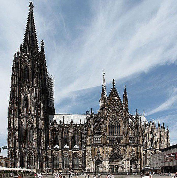 кельнский собор Кельн