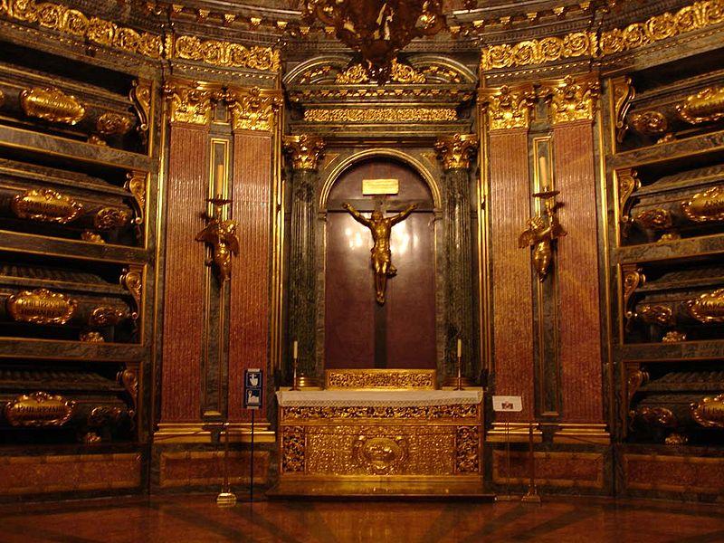 эскориал дворец монастырь