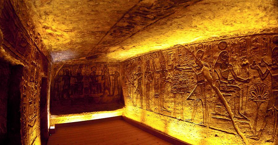 Абу-Симбел Рамзес II