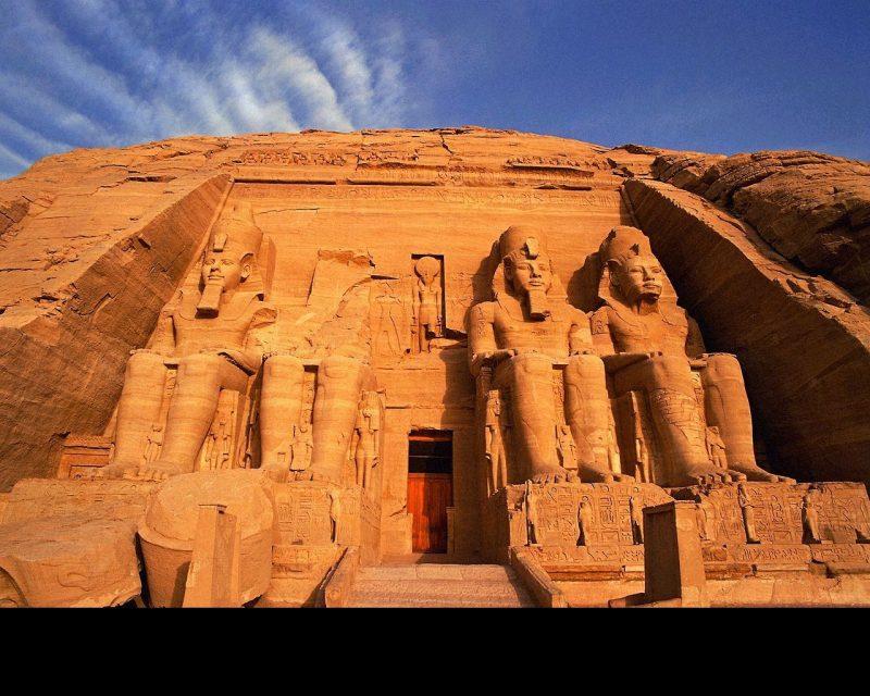 Абу-Симбел Египет