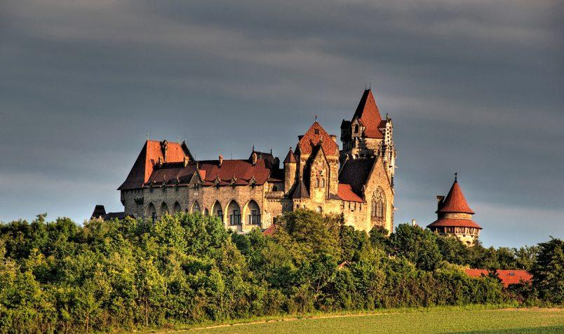 Замок Кройценштайн фото