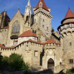 Замок Кройценштайн в Вене