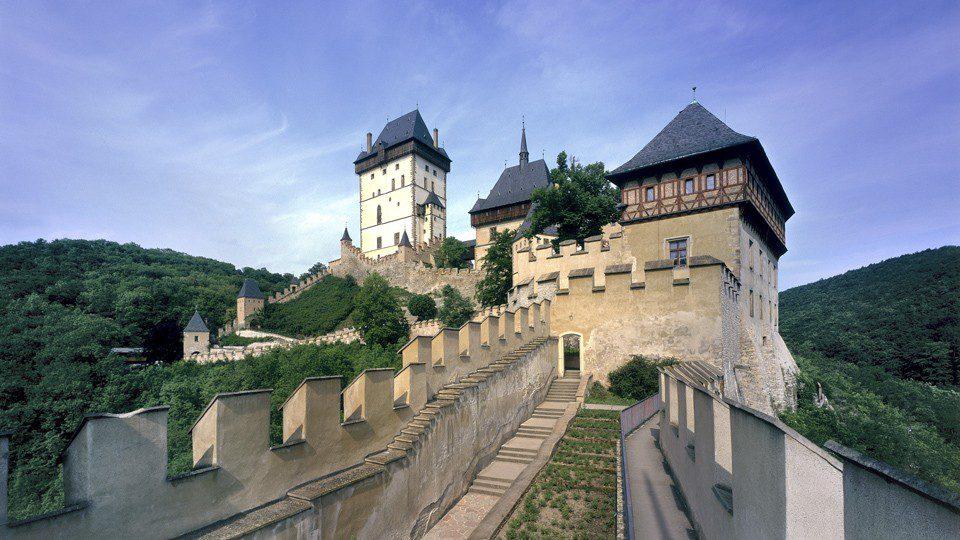 Карлштейн в Чехии