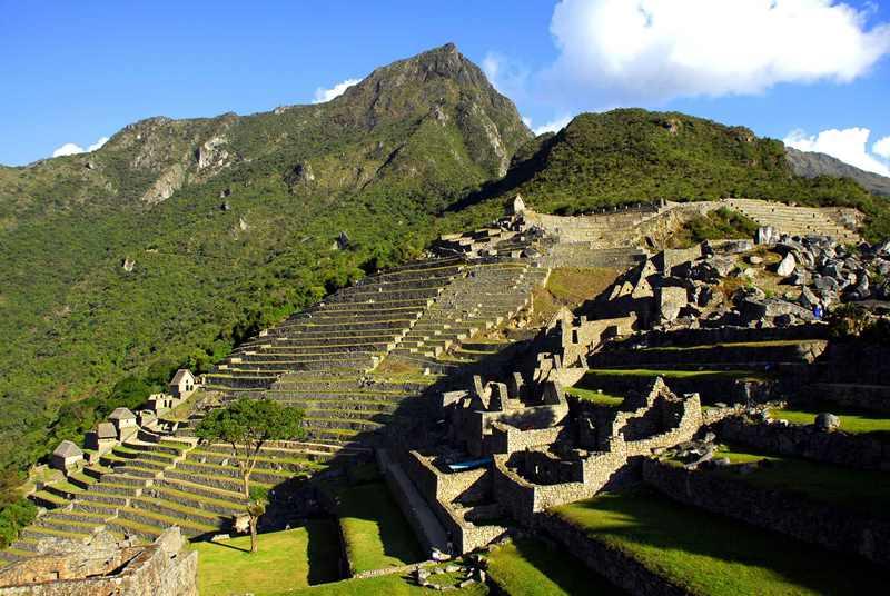 Мачу-Пикчу город инков