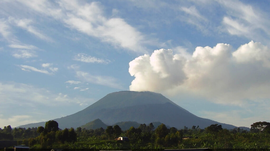 Ньирагонго